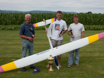 Sieger der Vereinsmeisterschaften 2011